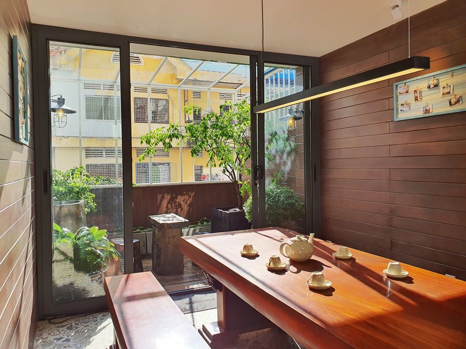 380 triệu đồng giúp cải tạo căn hộ cũ như rộng gấp đôi