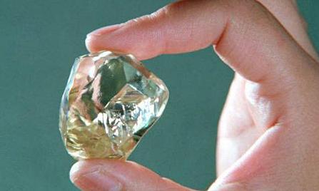 Cô gái nhặt được viên kim cương lớn nhất Trung Quốc - Đời sống