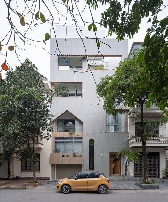 Căn nhà chứa 'cả một con phố'