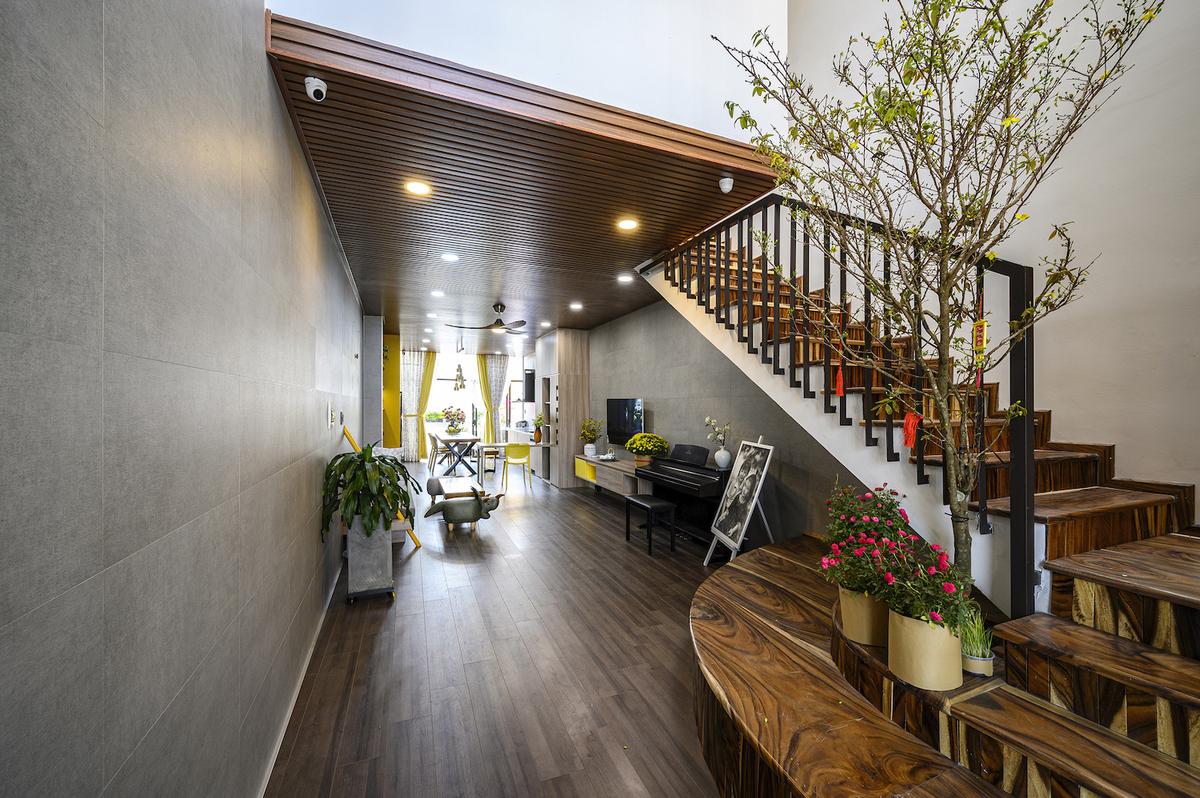 Ngôi nhà ''hai trong một'' của giám đốc - Đời sống