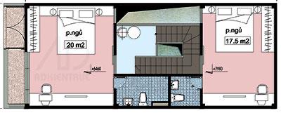 mb3 376363 1388976661 - Thiết kế Nhà lệch tầng 5 x 13 m
