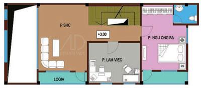 bang3n 664322 1388976343 - Thiết kế Nhà 6 x 18 m hai mặt tiền