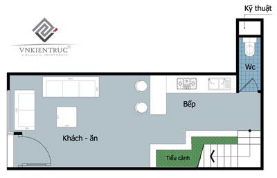 huyen2n 981326 1388976038 - Tư vấn thiết kế Nhà hình chữ L, 35 m2