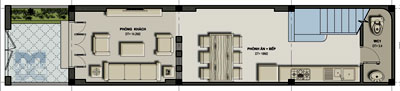 x1 638691 1388975184 - Tư vấn thiết kế Nhà 4 tầng, mặt tiền 3 m đẹp