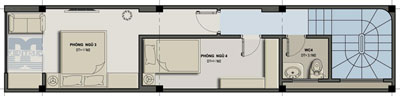 x4 137351 1388975185 - Tư vấn thiết kế Nhà 4 tầng, mặt tiền 3 m đẹp
