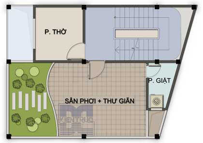 pn3n 809537 1388974367 - Tư vấn hiết kế nhà 60 m2 trên đất hình thang