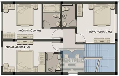 mm2n 968162 1388974341 - Tư vấn thiết kế Nhà 70 m2 cho gia đình 8 người