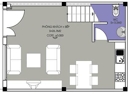 nho1n 201910 1388974292 - Tư vấn thiết kế Nhà nhỏ 35 m2 theo phong thủy năm 2016
