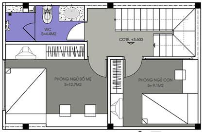 nho2n 145805 1388974292 - Tư vấn thiết kế Nhà nhỏ 35 m2 theo phong thủy năm 2016