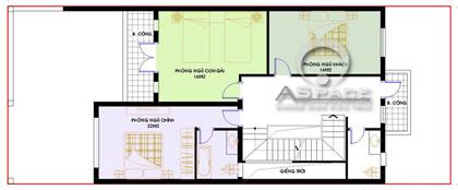 a3n 820250 1388974231 - Tư vấn thiết kế nhà phố 8x20m với kinh phí 600 triệu