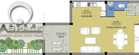 t1 665678 1388974113 - Tư vấn thiết kế Nhà nhỏ trên đất hình chữ L