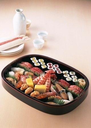 Thế giới của Sushi.