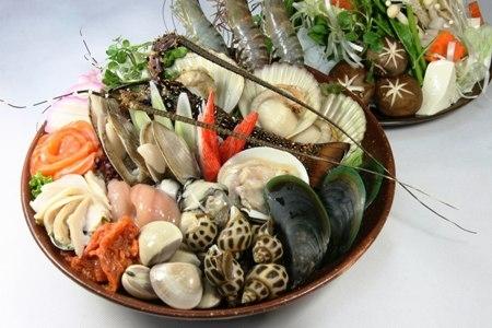 Hòa điệu đầy đam mê của vị giác với lẩu Nhật.