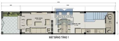 1mat bang tang 1 868882 1388971357 - Nhà phố mặt tiền 5m đẹp