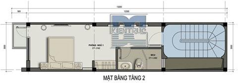 1mat bang tang 2 262536 1388971357 - Nhà phố mặt tiền 5m đẹp