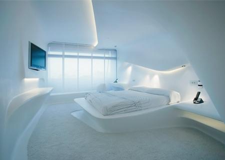 Zaha Hadid Suite