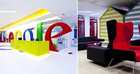 khi thiết kế văn phòng, trụ sở làm việc, các công ty luôn mong muốn tạo ra môi trường làm việc tốt nhất cho nhân viên của mình