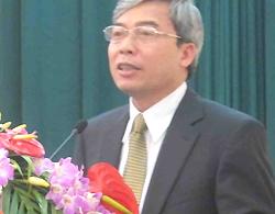 Ông Nguyễn Đức Long, Vụ trưởng Pháp chế Bộ Y tế. Ảnh: Minh Thùy