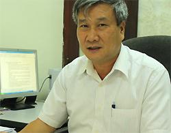Ông Vũ Xuân Bằng, Phó Ban thực hiện chính sách bảo hiểm y tế, bảo hiểm xã hội Việt Nam. Ảnh: Minh Thùy