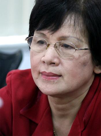Phó giáo sư, tiến sĩ Nguyễn Thị Ngọc Dinh.