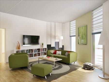 Công ty sơn Nero cho ra đời nhiều loại sản phẩm và đưa ra những giải pháp sử dụng màu sắc trong ngôi nhà, đặc biệt là không gian trong phòng ngủ.