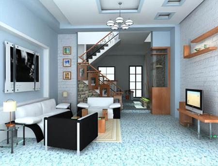 Tất cả những màu sắc khi kết hợp một cách hài hoà với những thiết kế nội thất sẽ tạo nên những cảm giác đặc biệt: mát dịu, hiền hòa song tươi vui và tràn ngập năng lượng.