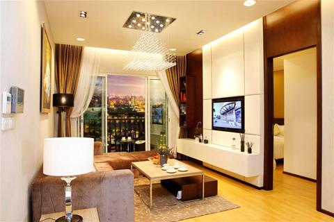 Các căn hộ có phòng khách, phòng ăn và bếp liên thông tạo nên những không gian mở và thoáng đãng. Tất cả các phòng đều có cửa sổ giúp đưa ánh sáng và không khí tự nhiên tràn vào mọi không gian sinh hoạt.