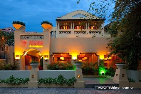 Ashima là Nhà hàng đầu tiên tại Việt Nam phục vụ những món ăn chế biến từ nấm thiên nhiên và nấm quý.