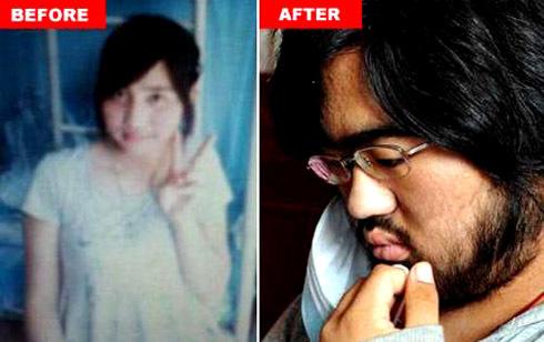 Tân Hoa Xã cho biết cô gái tên là Nana, sống ở tỉnh Chiết Giang, Trung Quốc.