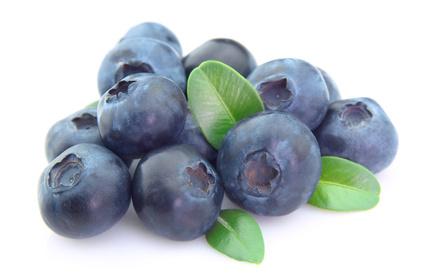 Blueberry có trong OTIV, giúp chống gốc tự do và bảo vệ tế bào thần kinh não.