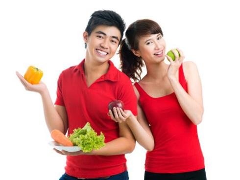 Những mẹo ăn uống lành mạnh giúp bạn khỏe suốt đời - Ảnh 1