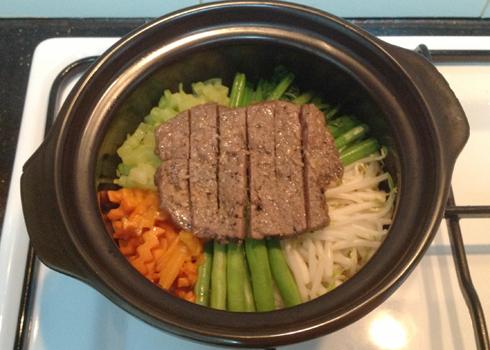 Cách làm món cơm trộn Hàn Quốc ngon 5