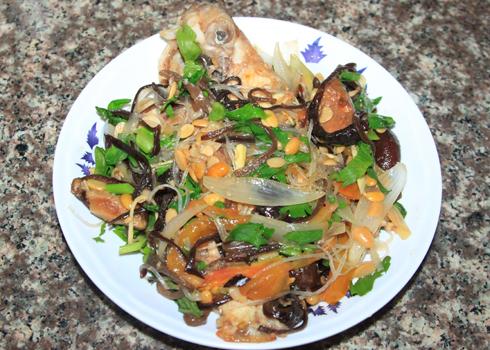 Cách làm món cá diêu hồng chưng tương ngon