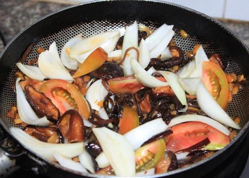 Cách làm món cá diêu hồng chưng tương ngon  7
