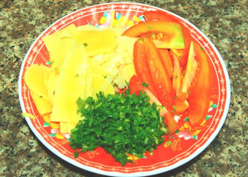 Cách làm món canh măng chua ngon 1