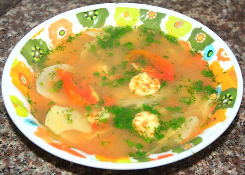 Cách làm món canh măng chua ngon 5