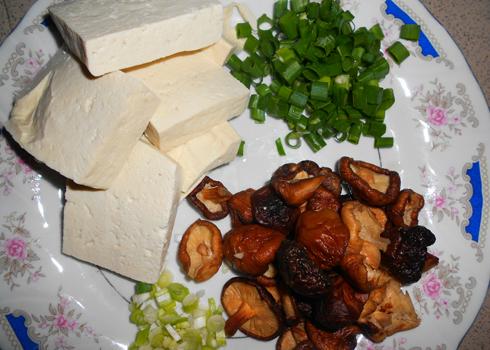 Học nấu ăn chay với cách nấu món đậu phụ om nấm hương