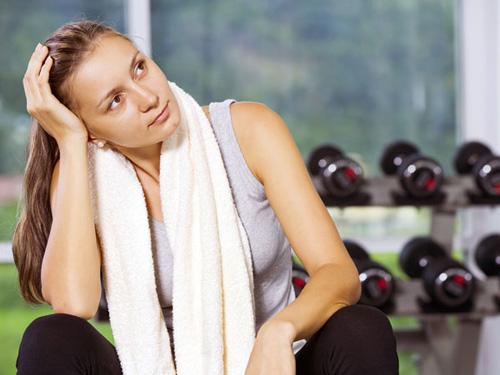 thể dục thể thao ở phụ nữ mãn kinh