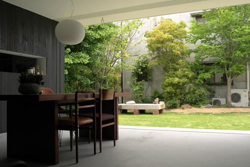 Nhà theo phong cách 'vườn phố'