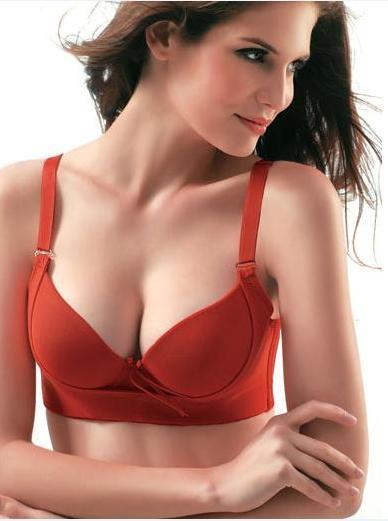 Áo ngực rộng không có tác dụng nâng đỡ ngực.