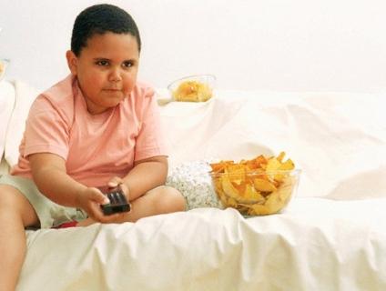 Ép trẻ ăn nhiều chất béo hậu quả khôn lường