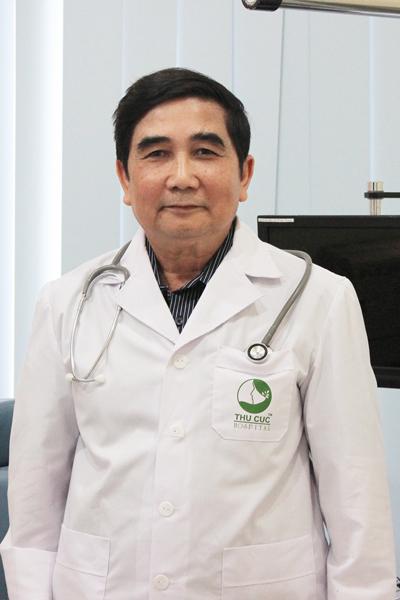 PGS,TS, BS, thầy thuốc nhân dân Nguyễn Văn Mùi.