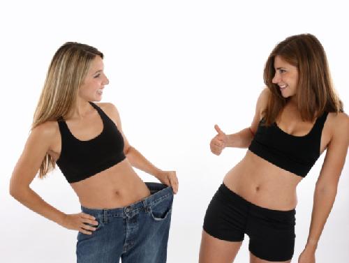 vóc dáng thon gọn là điều nhiều phụ nữ mong muốn. Ảnh: bodytrim