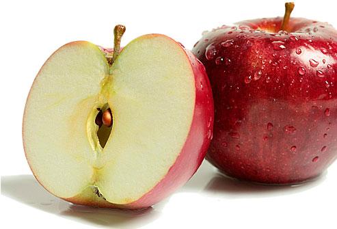 Vỏ táo giúp cơ thể chống lại các cục máu đông. Ảnh: img