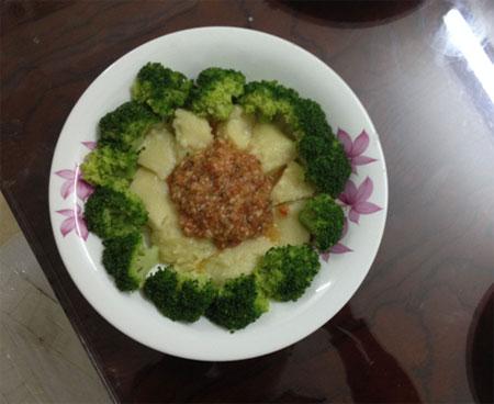 Bữa cơm chay thanh tịnh - 3