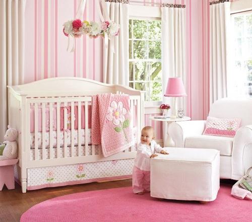 Phòng của bé nên gọn gàng, sơn tường và đồ nội thất có màu trang nhã. Ảnh: Orchard Project.