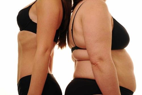Béo phì làm mất cân bằng hormone và suy yếu khả năng chống nhiễm trùng của hệ miễn dịch. Ảnh: Tamaratwhite.com