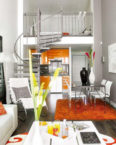 qa1 6554 1392108093 Cầu thang xoắn ốc cho nhà nhỏ hẹp