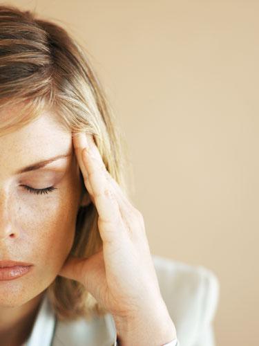 Những cơn đau nhức khớp có thể dự báo thời tiết.