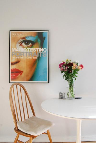 Căn hộ đẹp với nội thất giá rẻ của biên tập viên người Anh